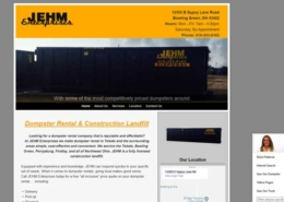 Jehm disposal website