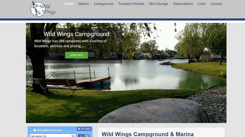 Wild Wings Campground and Marina